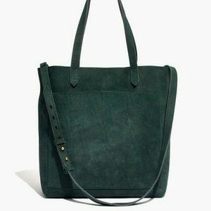 Madewell Medium Transport Bag in Smokey Spruce